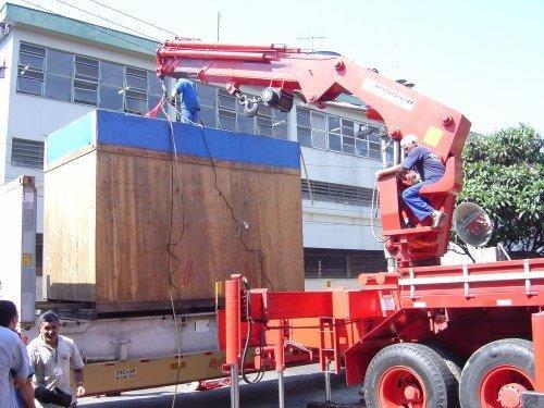 Transporte de Carga Pesada Terrestre